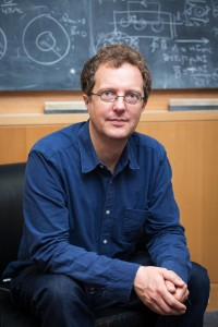 George Musser, contributing editor at Scientific American at ASC2016, Brisbane March 11